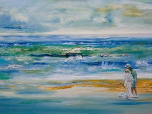 9 The sea
